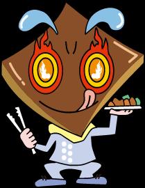 キャラクター:焼肉・バーベキュー